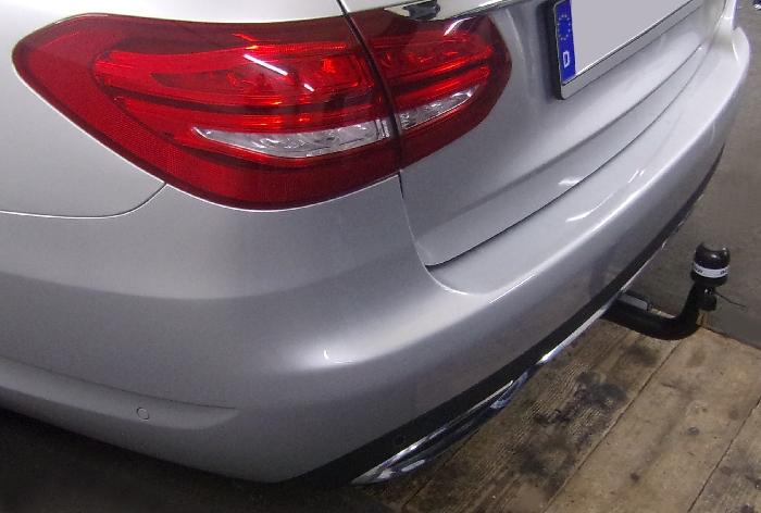 Anhängerkupplung für Mercedes-C-Klasse - 2014-2018 Kombi W205 Ausf.:  vertikal