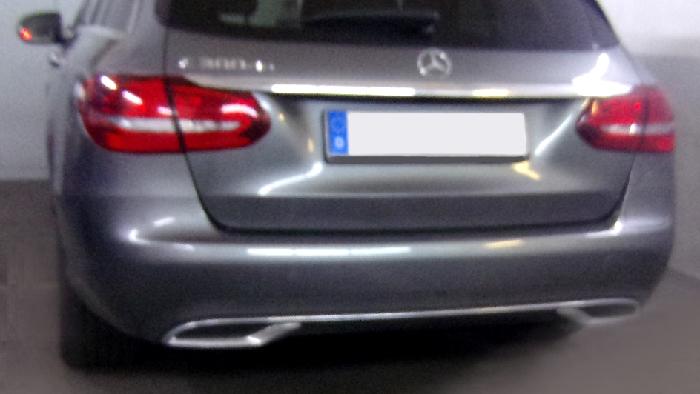 Anhängerkupplung Mercedes-C-Klasse Kombi W205, Baujahr 2018-