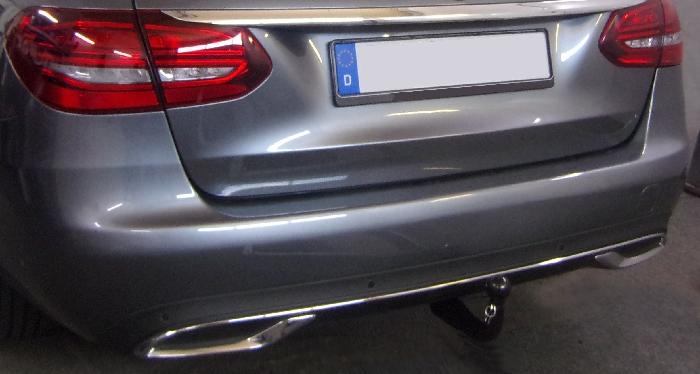 Anhängerkupplung für Mercedes-C-Klasse Kombi W205, Baujahr 2018-