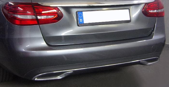 Anhängerkupplung Mercedes-C-Klasse Kombi W205, Baujahr 2018-2021