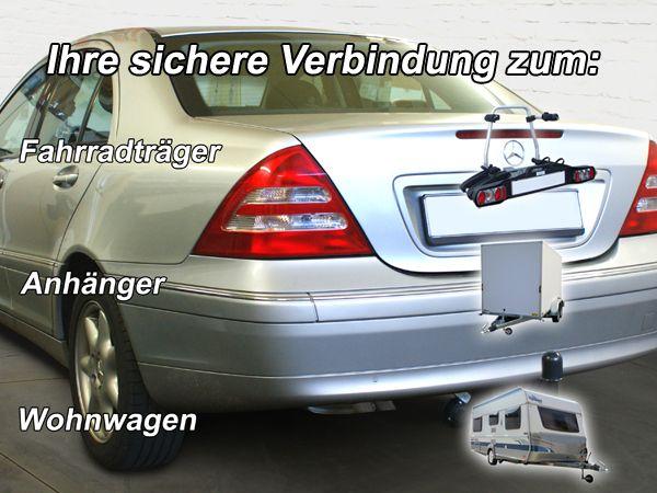 Anhängerkupplung Mercedes-C-Klasse Lim. W203, Baujahr 2000-2005
