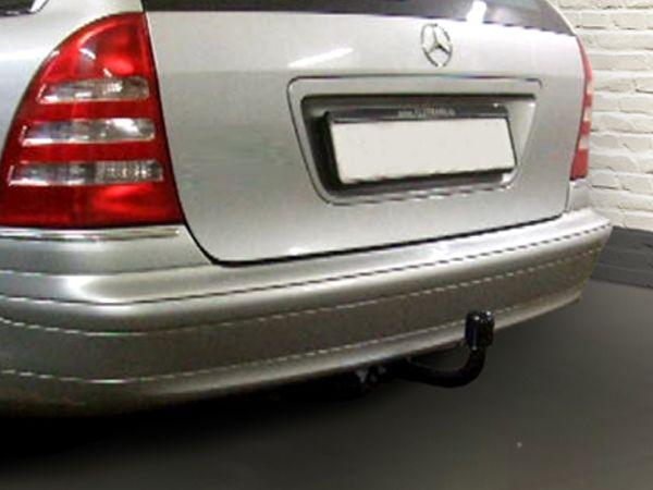 Anhängerkupplung Mercedes-C-Klasse Kombi W203, mit Niveauregulierung, Baujahr 2001-2005