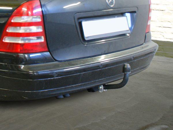 Anhängerkupplung für Mercedes-C-Klasse - 2001-2005 Kombi W203 Ausf.:  feststehend