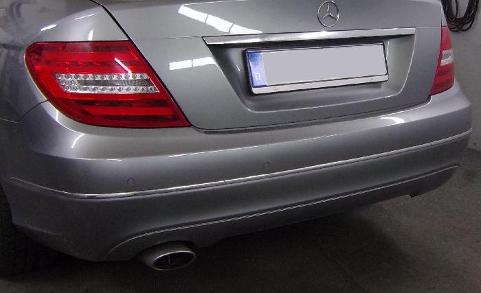 Anhängerkupplung für Mercedes-C-Klasse Lim. W204 - 2011-2014