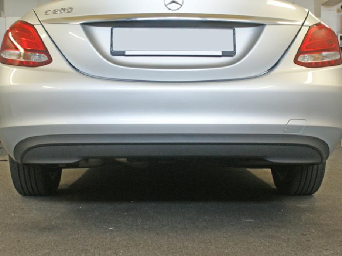 Anhängerkupplung Mercedes-C-Klasse Lim. W205, Baujahr 2018-