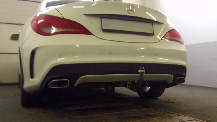 Anhängerkupplung Mercedes-CLA C117, Coupe, Baujahr 2013-