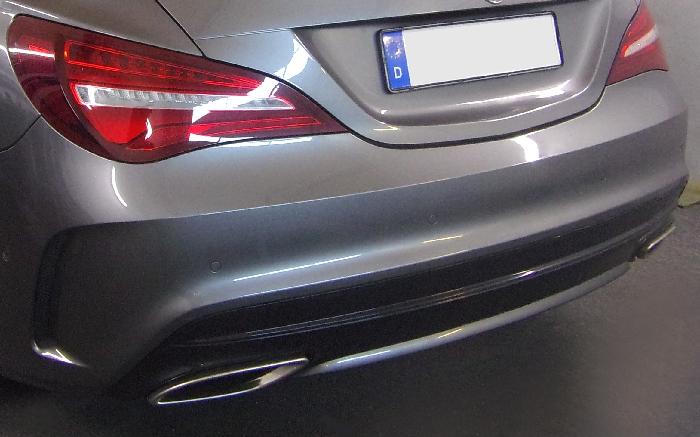 Anhängerkupplung Mercedes-CLA X117, Shooting Brake, spez. m. AMG Sport o. Styling Paket, Baujahr 2015-