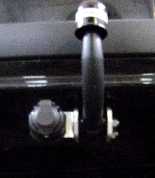 Anhängerkupplung für Mercedes-Citan - 2012- Lang 4321mm, Extralang 4705mm Ausf.:  feststehend