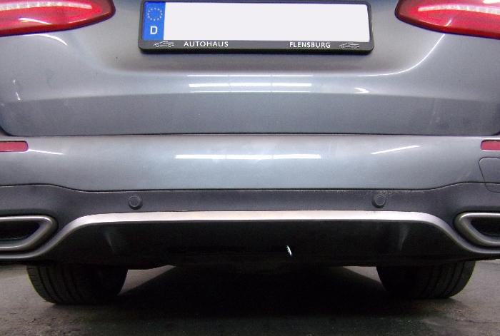 Anhängerkupplung Mercedes-E-Klasse Kombi W 213, spez. m. AMG Sport o. Styling Paket, Baujahr 2016-