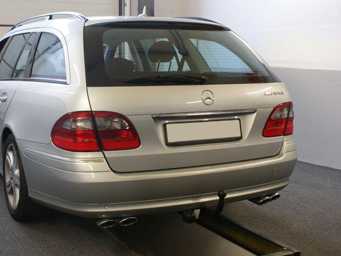 Anhängerkupplung Mercedes-E-Klasse Kombi W 211, Baujahr 2003-