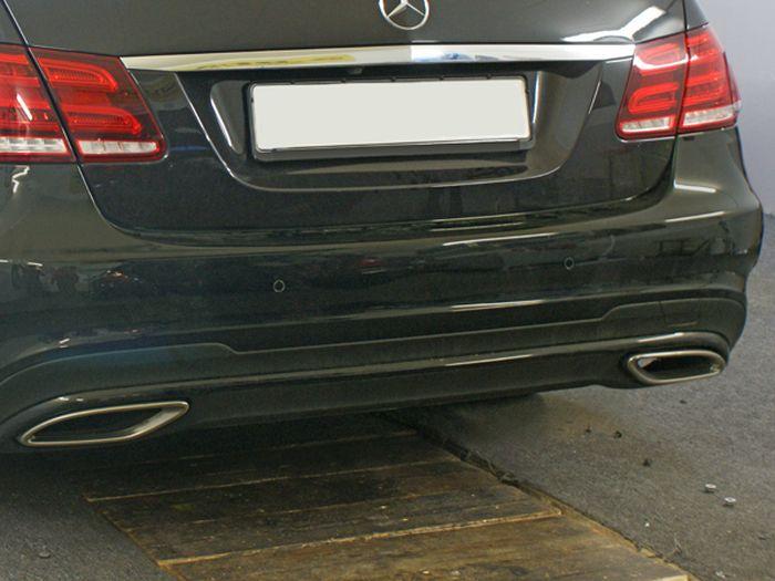 Anhängerkupplung Mercedes-E-Klasse Limousine W 212, spez. m. AMG Sport o. Styling Paket, Baujahr 2009-2011
