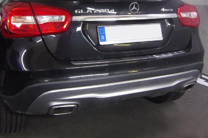 Anhängerkupplung für Mercedes-GLA X156 - 2013-