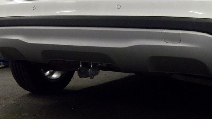 Anhängerkupplung für Mercedes-GLA X156, Baujahr 2013-
