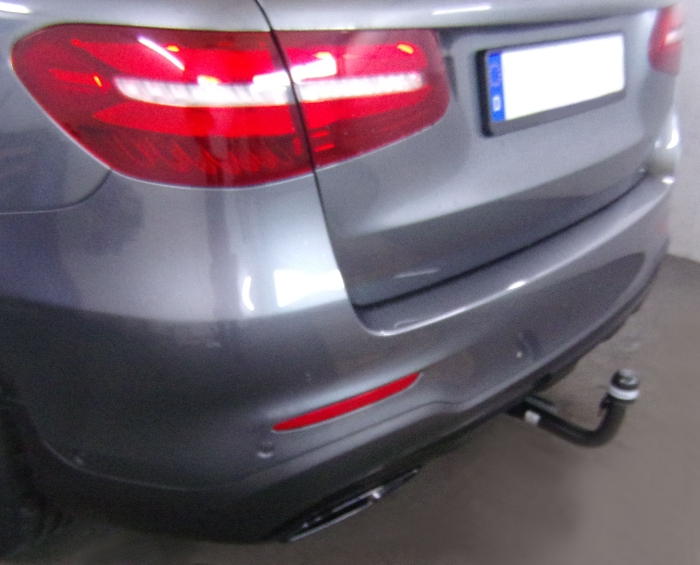 Anhängerkupplung für Mercedes-GLC X253, Baujahr 2015-2019