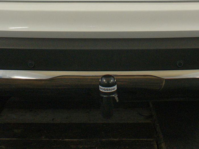 Anhängerkupplung Mercedes-GLC X253, Baujahr 2015-2019 Ausf.:  vertikal