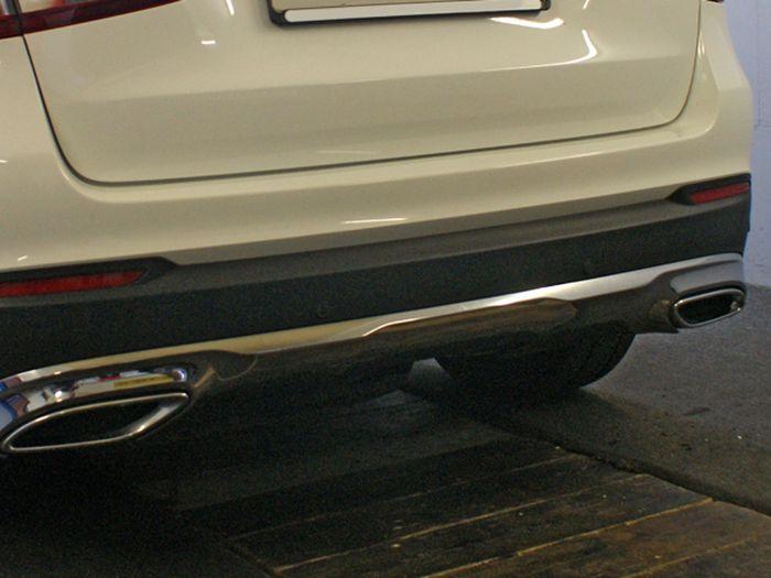 Anhängerkupplung für Mercedes-GLC - 2015- X253 spez. f. Fzg. m. AMG Sport o. Styling Paket Ausf.:  vertikal