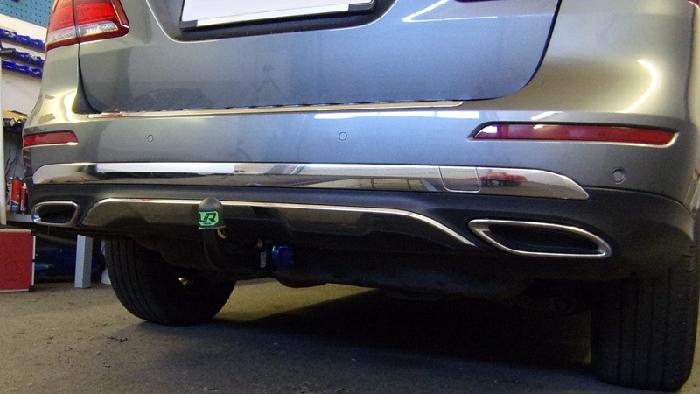 Anhängerkupplung Mercedes-GLE Coupe C292, Baujahr 2015-