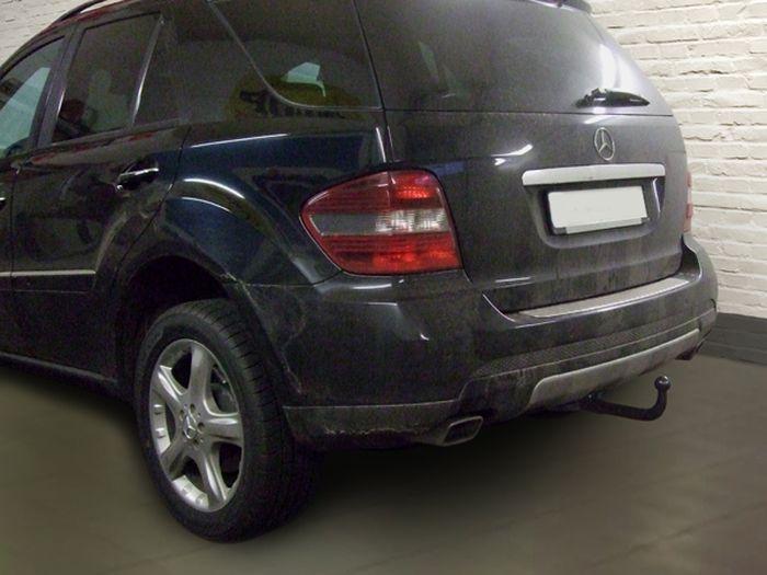 Anhängerkupplung für Mercedes-M-Klasse - 2010- W164 Ausf.:  vertikal