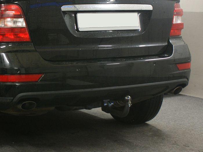 Anhängerkupplung Mercedes-M-Klasse W164, Baujahr 2010-
