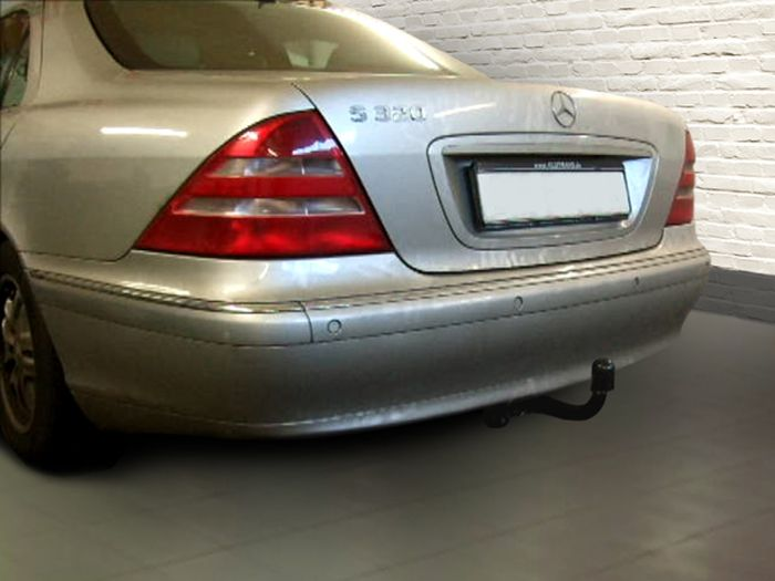 Anhängerkupplung Mercedes-S- Klasse W220, Baujahr 1998-2002
