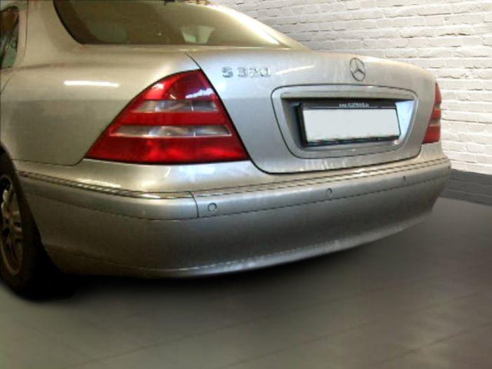 Anhängerkupplung für Mercedes-S- Klasse W220, Baujahr 1998-2002