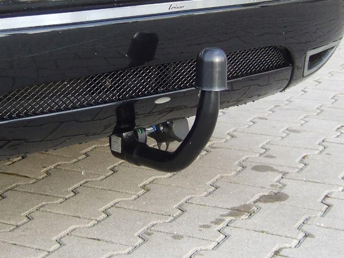 Anhängerkupplung Mercedes-S- Klasse W221, spez. Lorinser Paket, Baujahr 2006-