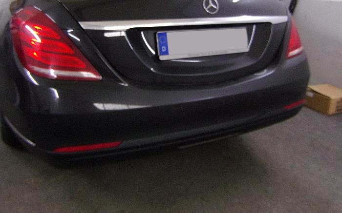 Anhängerkupplung Mercedes-S- Klasse W222, Baujahr 2013-2017