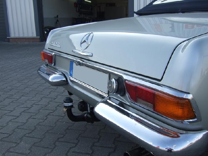 Anhängerkupplung Mercedes-SL R113, 230/250/280 W113 Pagode Roadster & Coupé, Baujahr 1963-1971