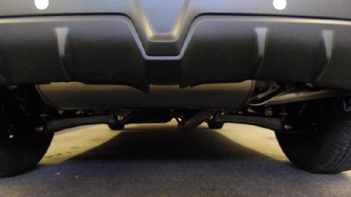 Anhängerkupplung für Mitsubishi-ASX - 2012-2019