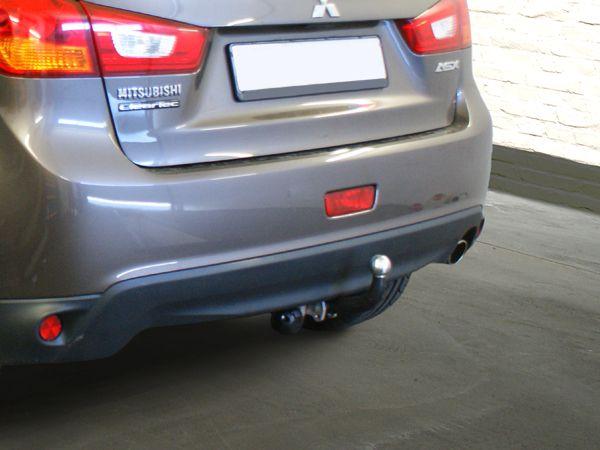 Anhängerkupplung Mitsubishi-ASX - 2012-,