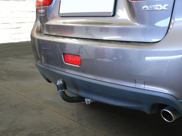 Anhängerkupplung für Mitsubishi-ASX - 2010-2011 Ausf.:  feststehend