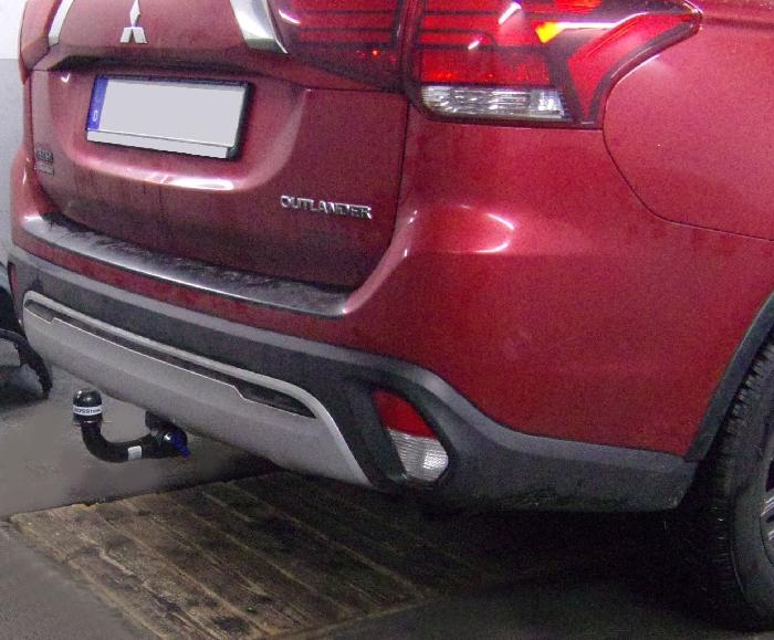 Anhängerkupplung für Mitsubishi-Outlander III, 2WD u. 4WD, incl. PHEV - 2012-