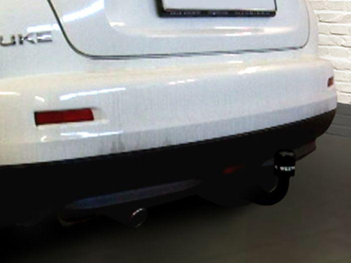 Anhängerkupplung für Nissan-Juke - 2010-2014 2WD, nicht Nismo Ausf.:  vertikal
