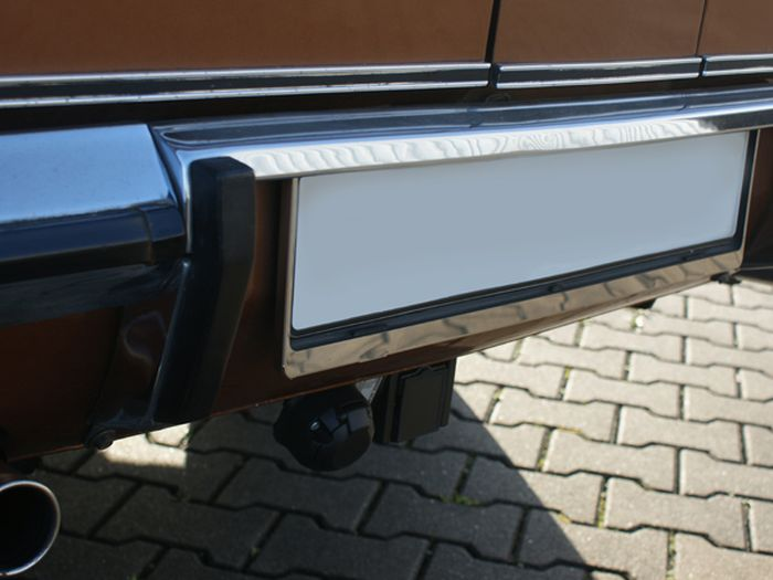 Anhängerkupplung Opel-Diplomat B- Serie, Baujahr 1969-1977