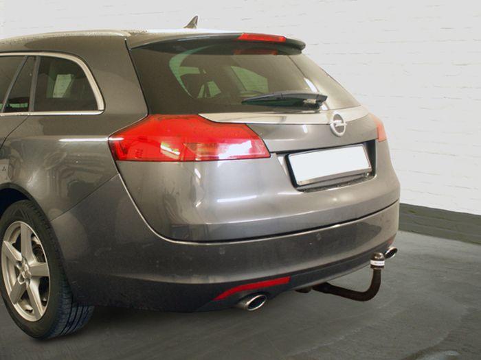 Anhängerkupplung Opel-Insignia A Sports Tourer Tourer, Baujahr 2008- Ausf.:  vertikal
