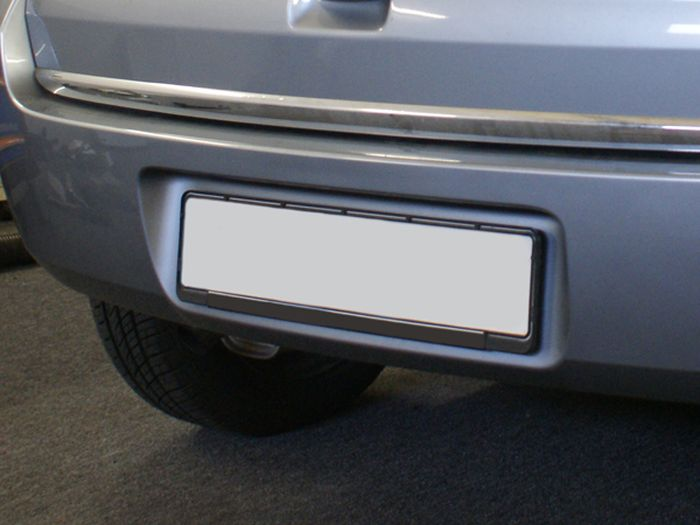 Anhängerkupplung Opel Meriva A, Minivan spez. OPC, Baureihe 2003-2010  vertikal