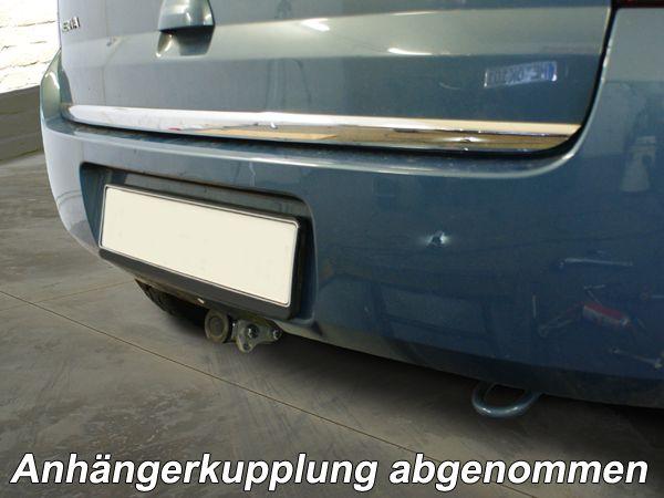 Anhängerkupplung für Opel-Meriva - 2003-2010 A, Minivan Ausf.:  horizontal