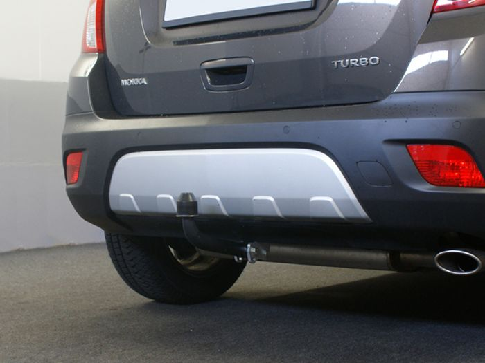 Anhängerkupplung für Chevrolet-Trax - 2013- Ausf.:  feststehend