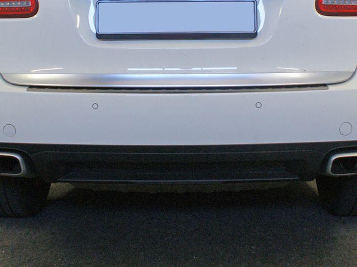 Anhängerkupplung für Porsche-Cayenne - 2010-2014 nicht Fzg mit ACC / Distanzregulierung Ausf.:  vertikal