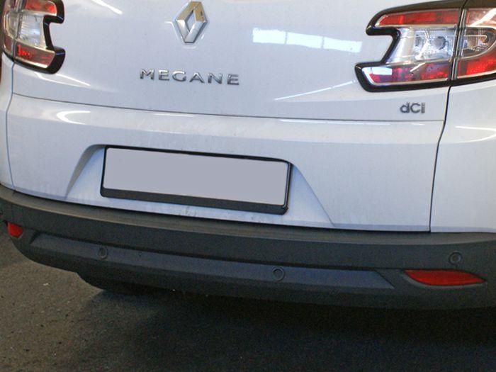 Anhängerkupplung für Renault-Megane - 2009-2011 Kombi Ausf.:  vertikal