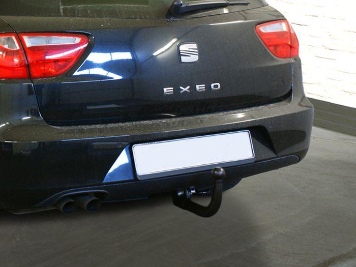 Anhängerkupplung für Seat-Exeo - 2009- ST Sport Tourer Ausf.:  vertikal