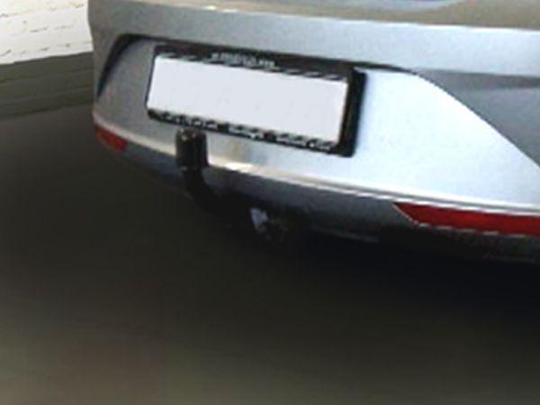 Anhängerkupplung für Seat-Leon - 2005-2012 Fließheck Typ 1P, nicht FR, FRV Ausf.:  feststehend