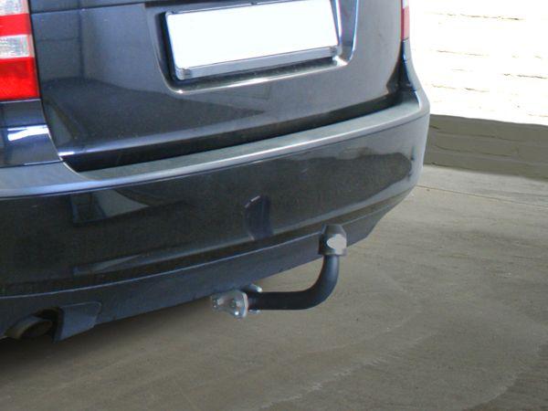 Anhängerkupplung für Skoda-Octavia - 2007-2009 1Z Kombi, nicht 4x4, nicht RS Ausf.:  feststehend