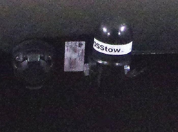 Anhängerkupplung für Skoda-Roomster - 2010- Ausf.:  feststehend
