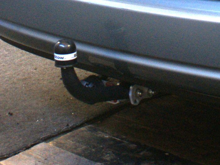 Anhängerkupplung Toyota Avensis T25, Kombi, Baureihe 2003-2009  feststehend