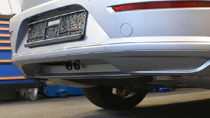 Anhängerkupplung VW-Arteon - 2017- Ausf.:  vertikal