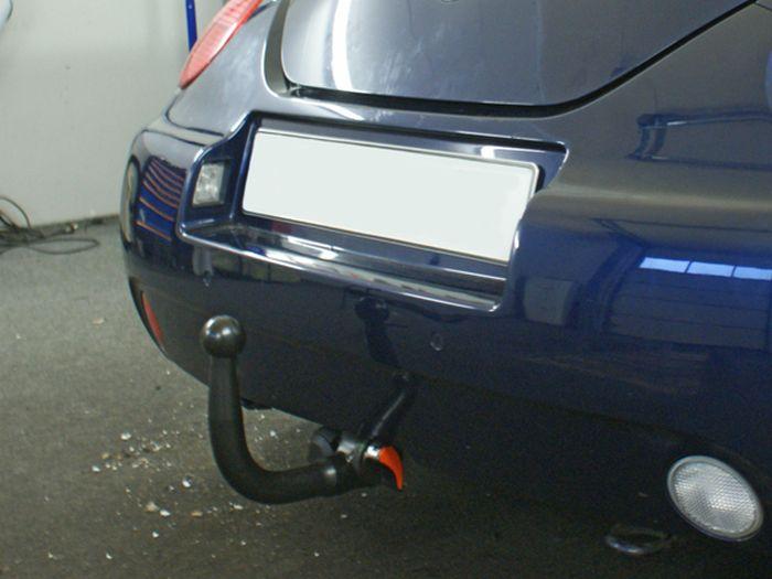 Anhängerkupplung für VW-Beetle - 2003-2004 incl. Cabrio, nicht für Fzg. mit Parktronic Ausf.:  vertikal