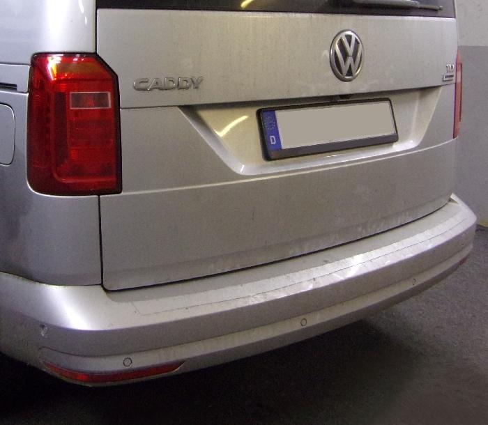 Anhängerkupplung VW-Caddy IV, Alltrack, Baujahr 2015-2020 Ausf.:  vertikal