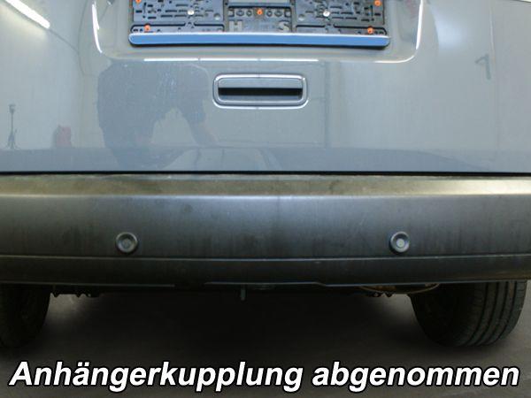 Anhängerkupplung für VW-Caddy - 2008-2015 Allrad, 4x4 Ausf.:  vertikal