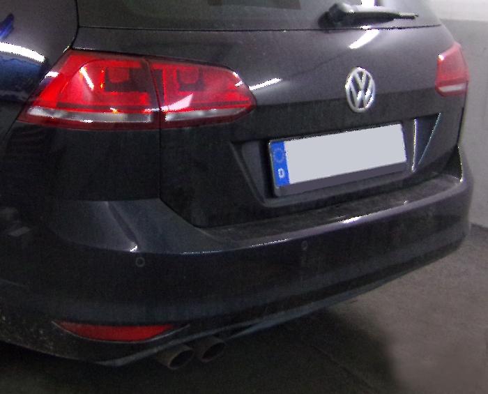 Anhängerkupplung VW-Golf VII Variant, Baujahr 2014-2017